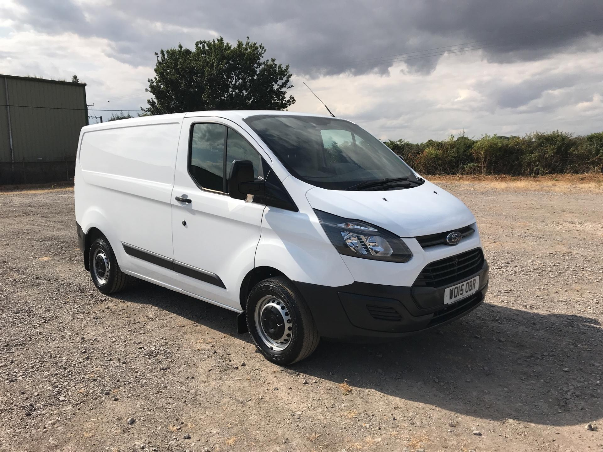 2015 Ford Transit Custom 290 L1 DIESEL FWD 2.2  TDCI 100PS LOW ROOF VAN EURO 5 (WO15OBR)