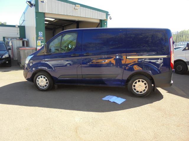 2016 Ford Transit Custom 290 L1 DIESEL FWD 2.2 TDCI 125PS LOW ROOF TREND VAN EURO 5 ( BLUE) (WO16VEM) Image 25