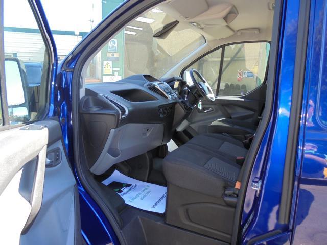 2016 Ford Transit Custom 290 L1 DIESEL FWD 2.2 TDCI 125PS LOW ROOF TREND VAN EURO 5 ( BLUE) (WO16VEM) Image 2