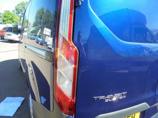 2016 Ford Transit Custom 290 L1 DIESEL FWD 2.2 TDCI 125PS LOW ROOF TREND VAN EURO 5 ( BLUE) (WO16VEM) Image 28