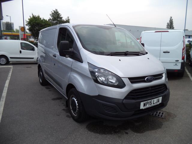 2015 Ford Transit Custom 290 L1 DIESEL FWD 2.2  TDCI 100PS LOW ROOF VAN EURO 5 (WP15LJA)
