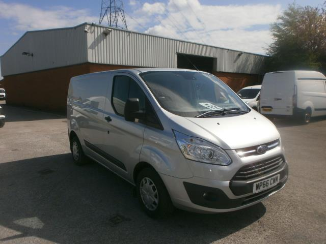 2016 Ford Transit Custom 290 L1 DIESEL FWD 2.2 TDCI 125PS LOW ROOF TREND VAN EURO 6 (WP66CWM)