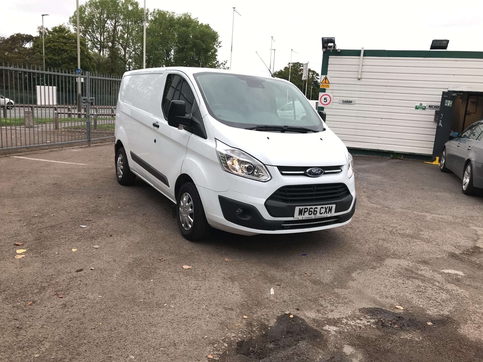 2016 Ford Transit Custom 290 L1 H1 TREND 130PS EURO 6  (WP66CXM)