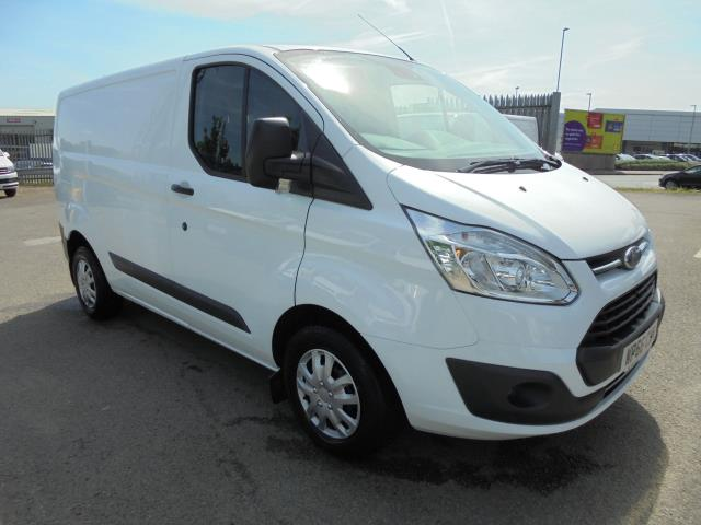 2016 Ford Transit Custom 290 L1 H1 TREND 130PS EURO 6