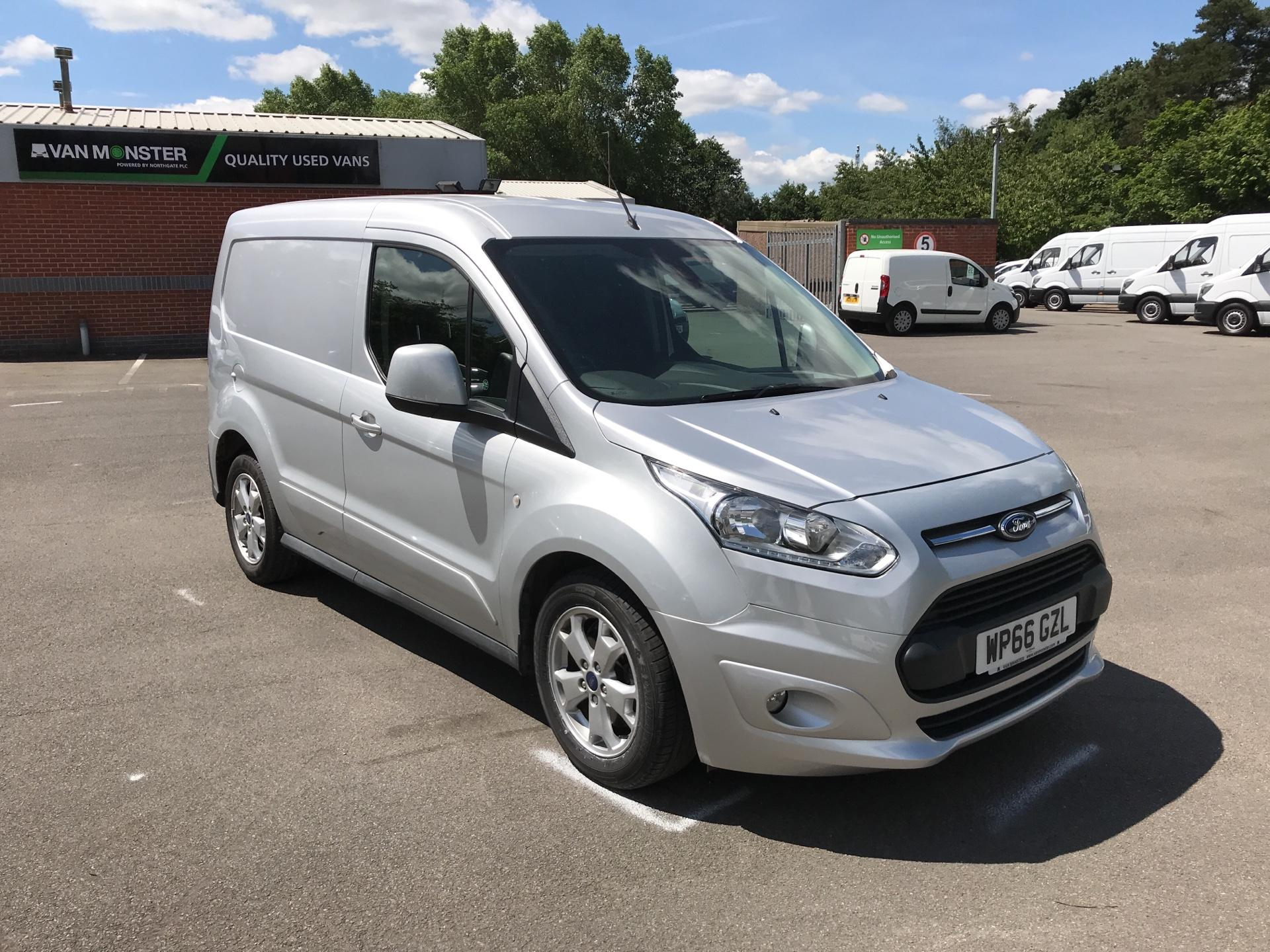 2016 Ford Transit Connect 1.5 Tdci 120Ps Limited Van (WP66GZL)