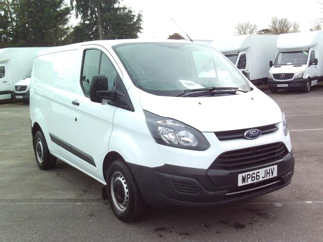 2017 Ford Transit Custom 290 L1 DIESEL FWD 2.0TDCI 105PS LOW ROOF VAN EURO 6 (WP66JHV)