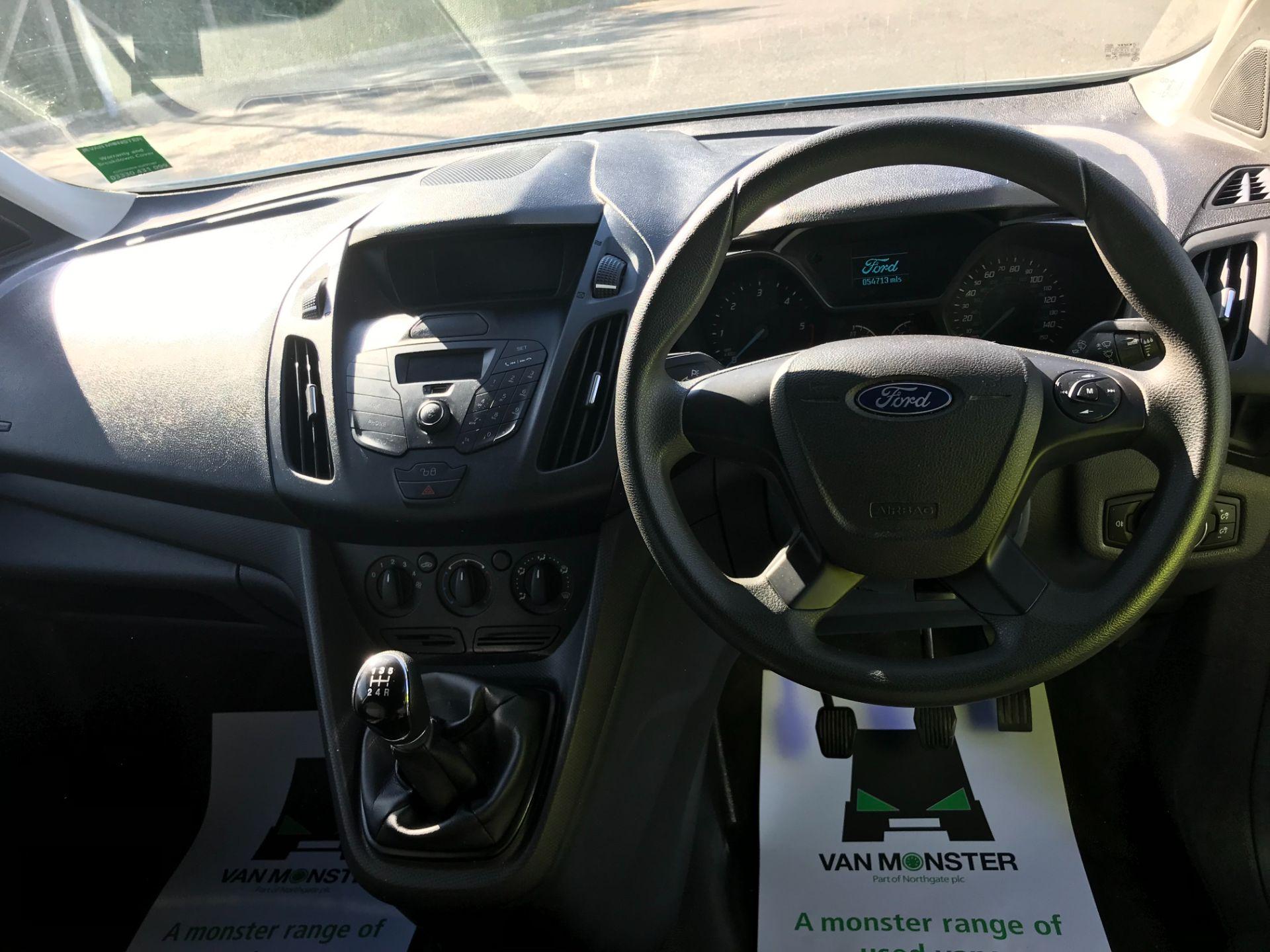 2016 Ford Transit Connect  200 L1 Diesel 1.5 TDCi 75PS Van EURO 6 (WP66JKO) Image 18