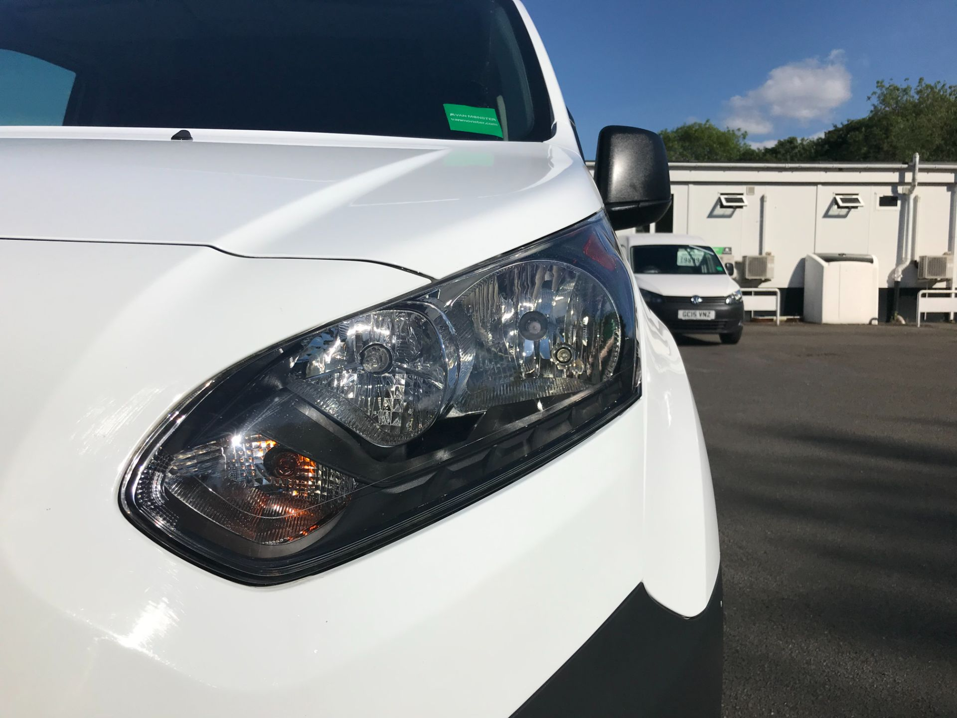 2016 Ford Transit Connect  200 L1 Diesel 1.5 TDCi 75PS Van EURO 6 (WP66JKO) Image 12