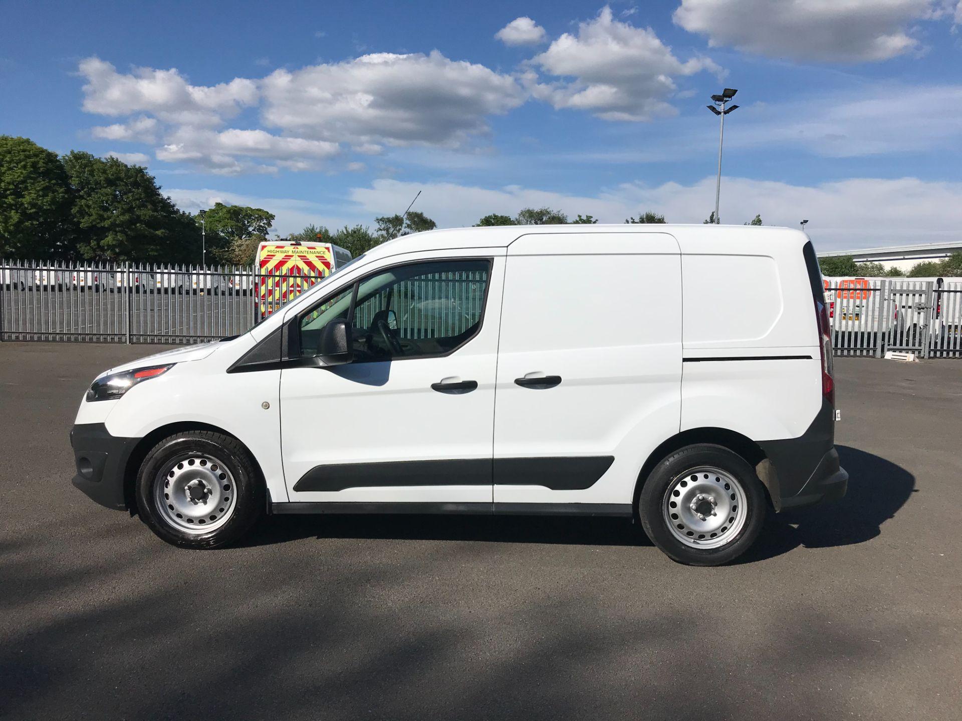 2016 Ford Transit Connect  200 L1 Diesel 1.5 TDCi 75PS Van EURO 6 (WP66JKO) Image 4