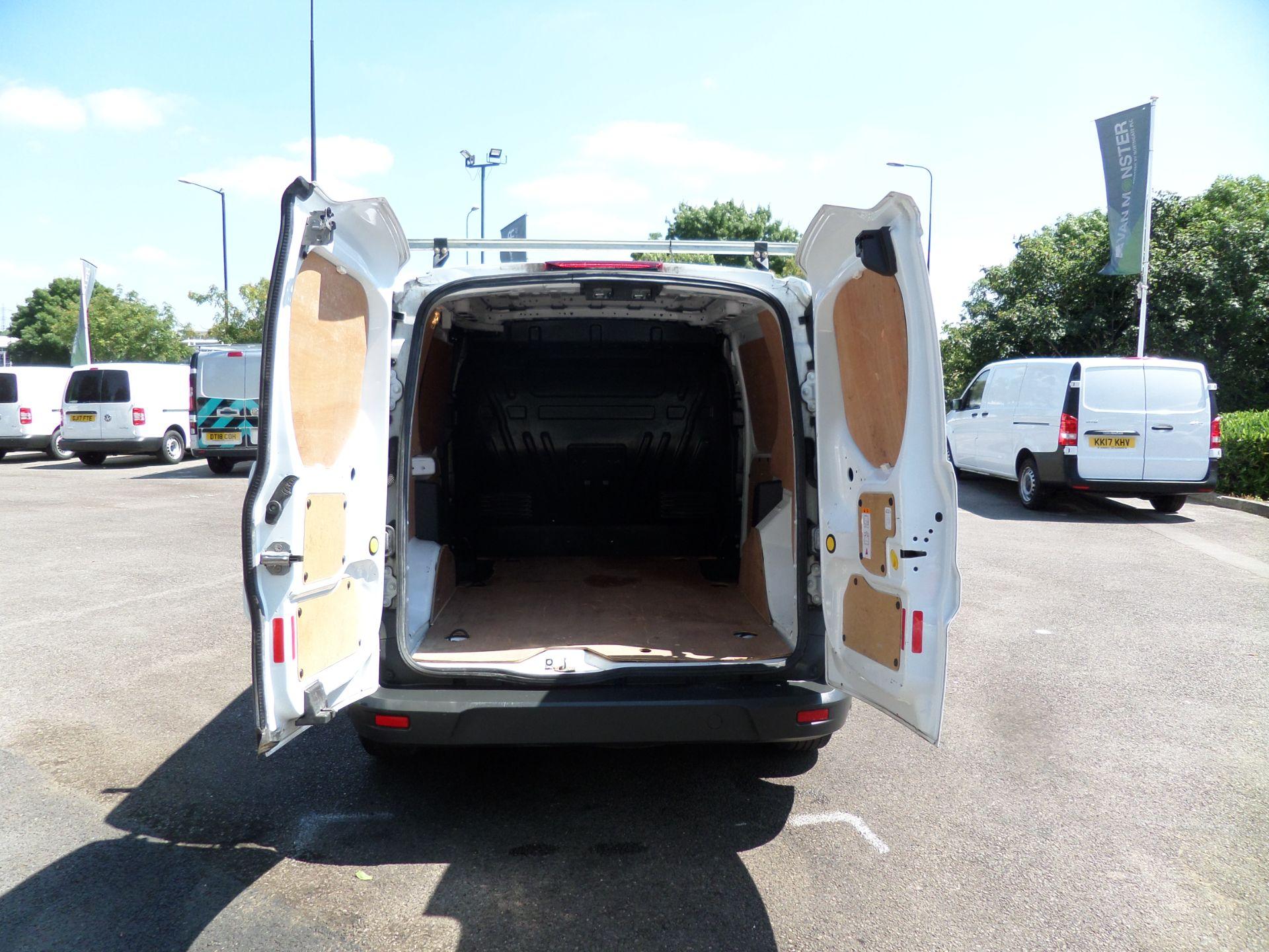 2016 Ford Transit Connect 1.5 Tdci 75Ps Van Euro 6 (WP66JNV) Image 4