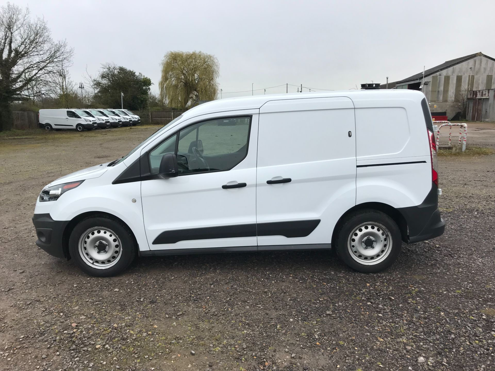 2016 Ford Transit Connect  200 L1 Diesel 1.5 TDCi 75PS Van EURO 6 (WP66JUO) Image 7