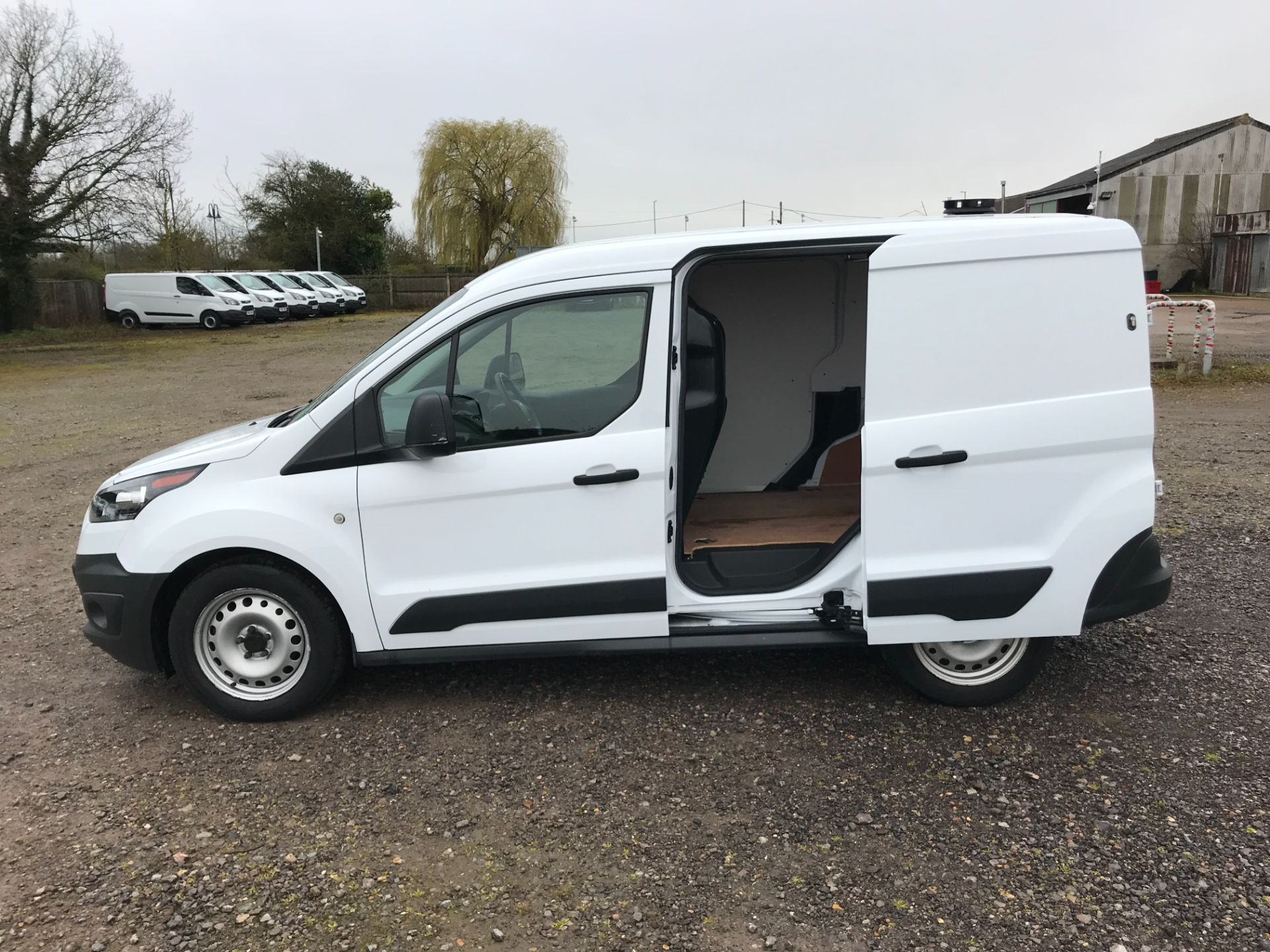 2016 Ford Transit Connect  200 L1 Diesel 1.5 TDCi 75PS Van EURO 6 (WP66JUO) Image 8