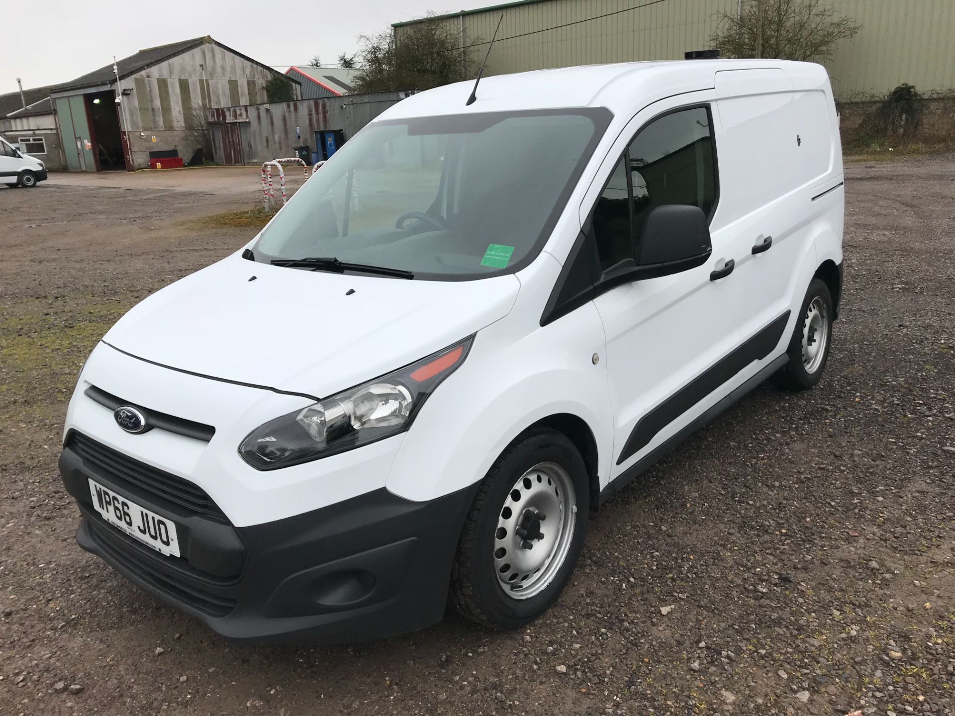 2016 Ford Transit Connect  200 L1 Diesel 1.5 TDCi 75PS Van EURO 6 (WP66JUO) Image 3