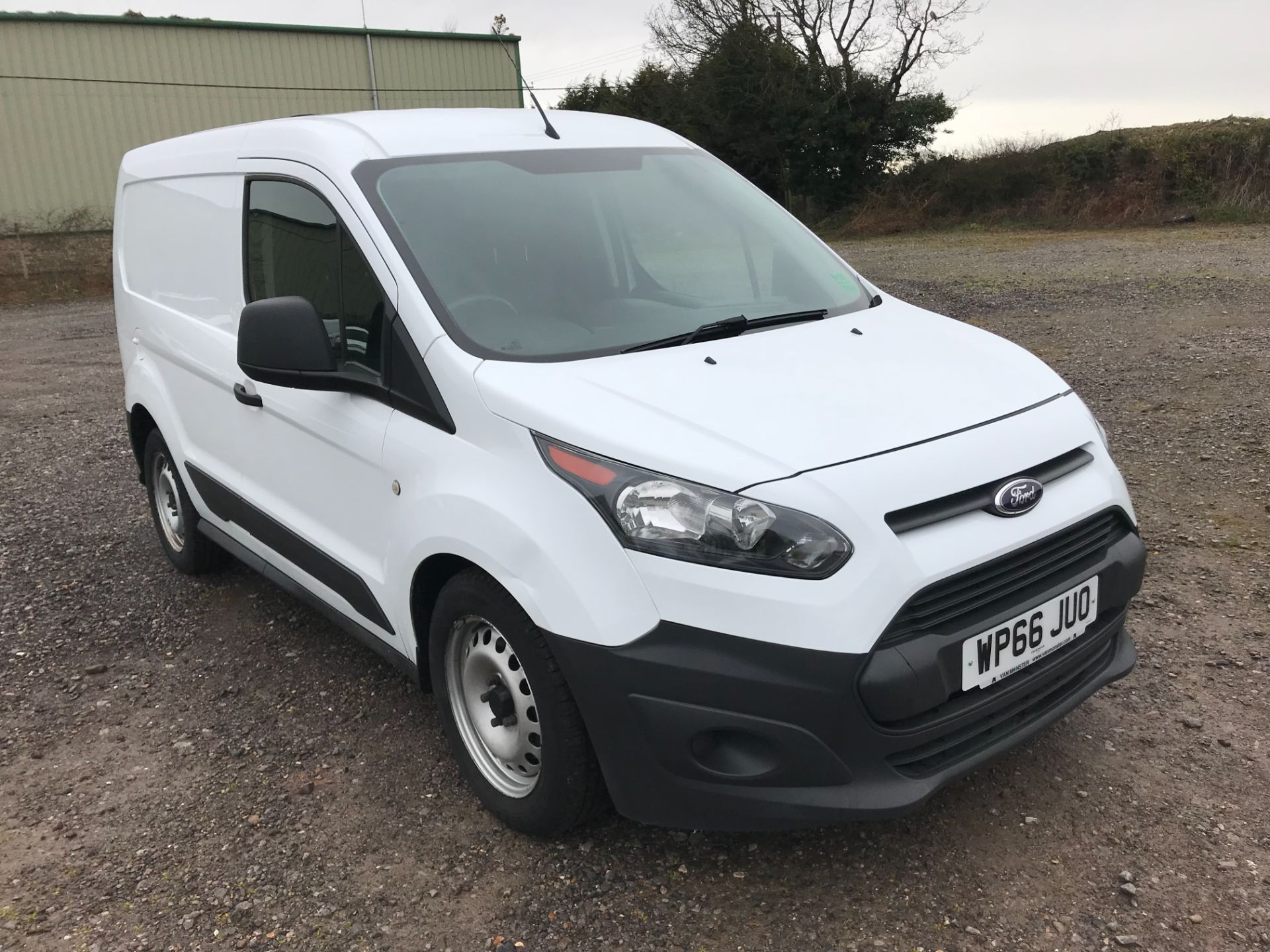 2016 Ford Transit Connect  200 L1 Diesel 1.5 TDCi 75PS Van EURO 6 (WP66JUO) Image 1