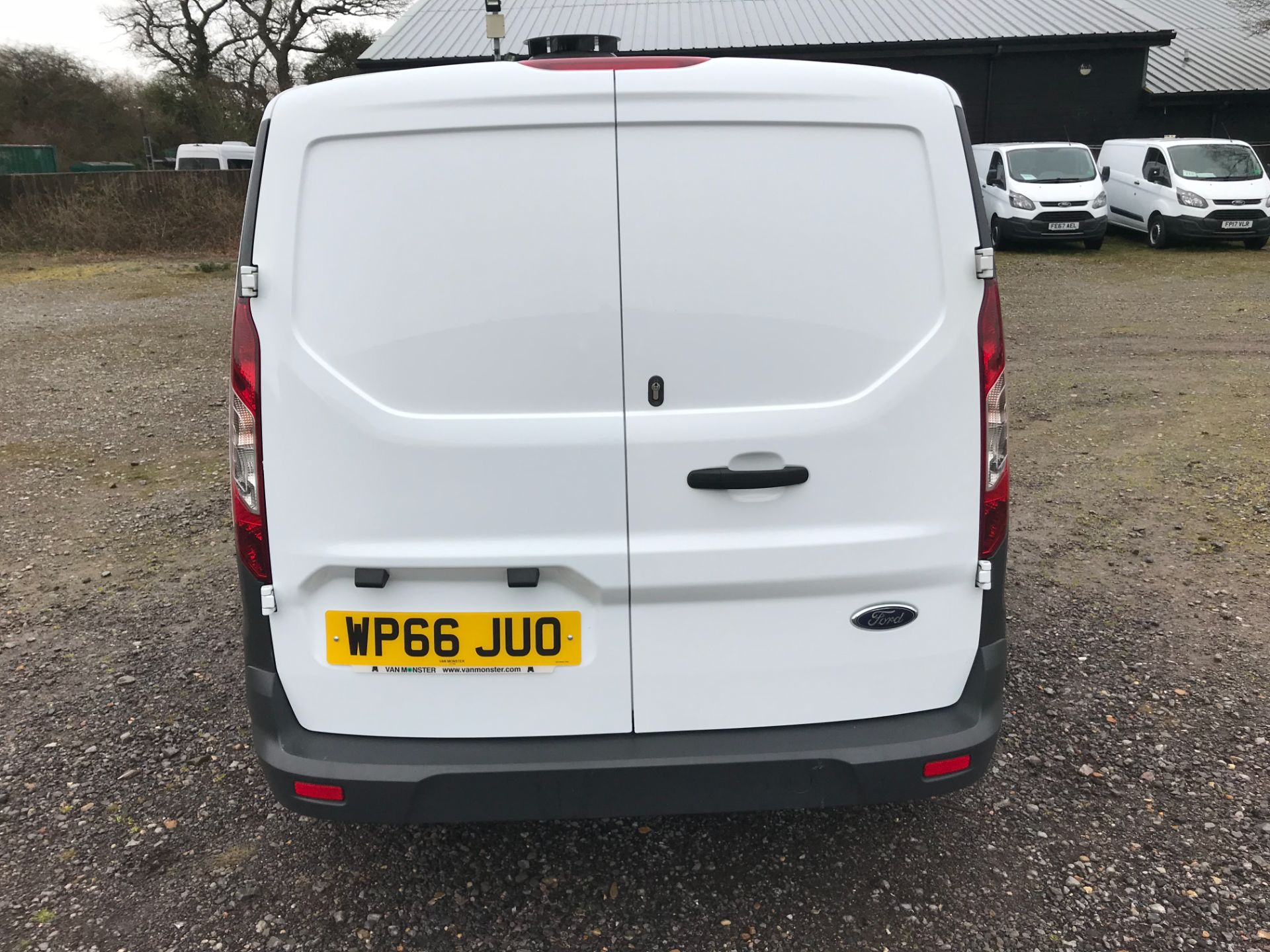2016 Ford Transit Connect  200 L1 Diesel 1.5 TDCi 75PS Van EURO 6 (WP66JUO) Image 5