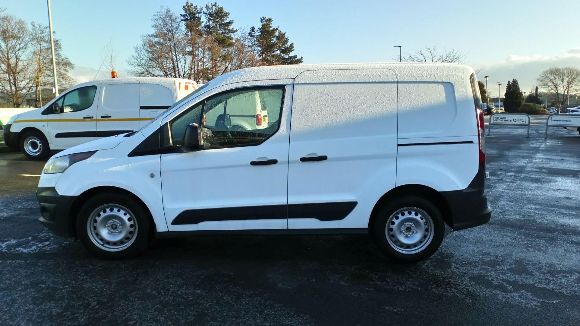 2016 Ford Transit Connect 1.5 Tdci 75Ps Van (WP66JVM) Image 4