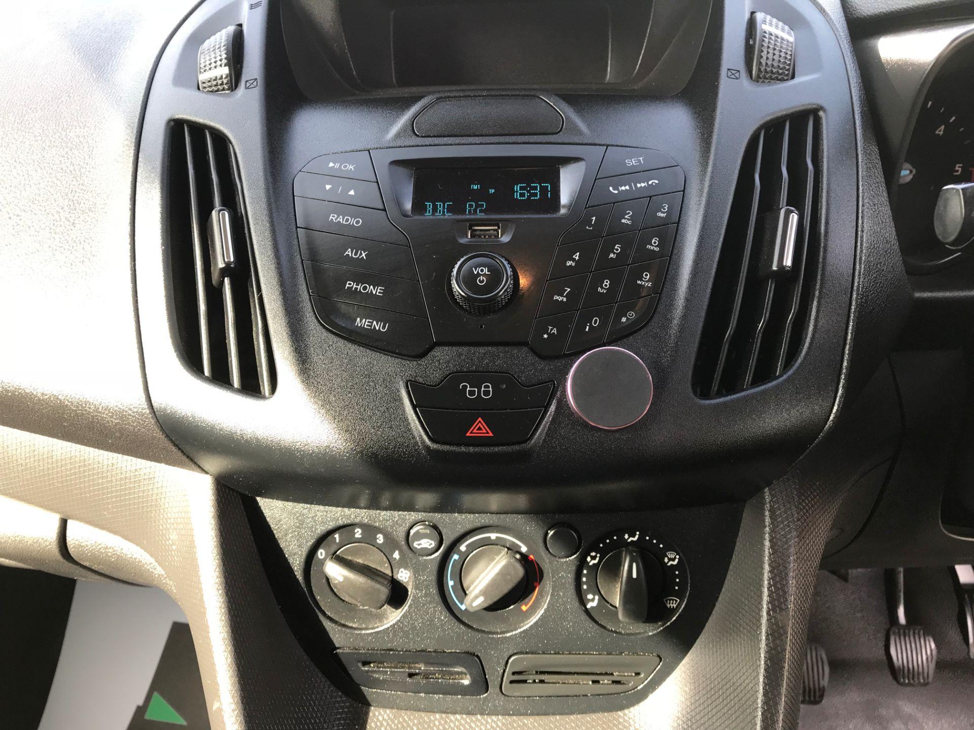 2016 Ford Transit Connect  200 L1 DIESEL 1.6 TDCi 75PS VAN EURO 5 (WP66PBV) Image 15