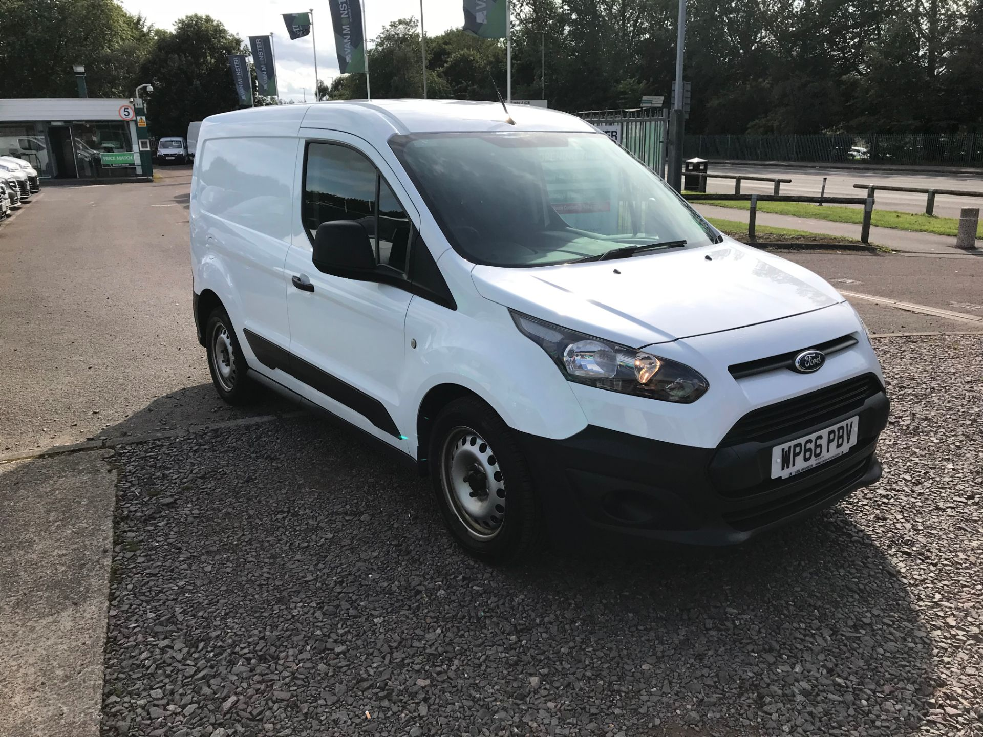 2016 Ford Transit Connect  200 L1 DIESEL 1.6 TDCi 75PS VAN EURO 5 (WP66PBV)