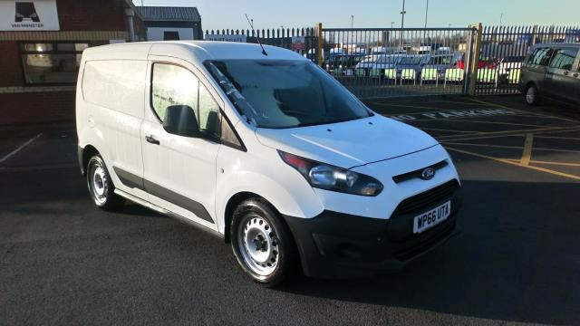 2016 Ford Transit Connect 1.5 Tdci 75Ps Van (WP66UTA)