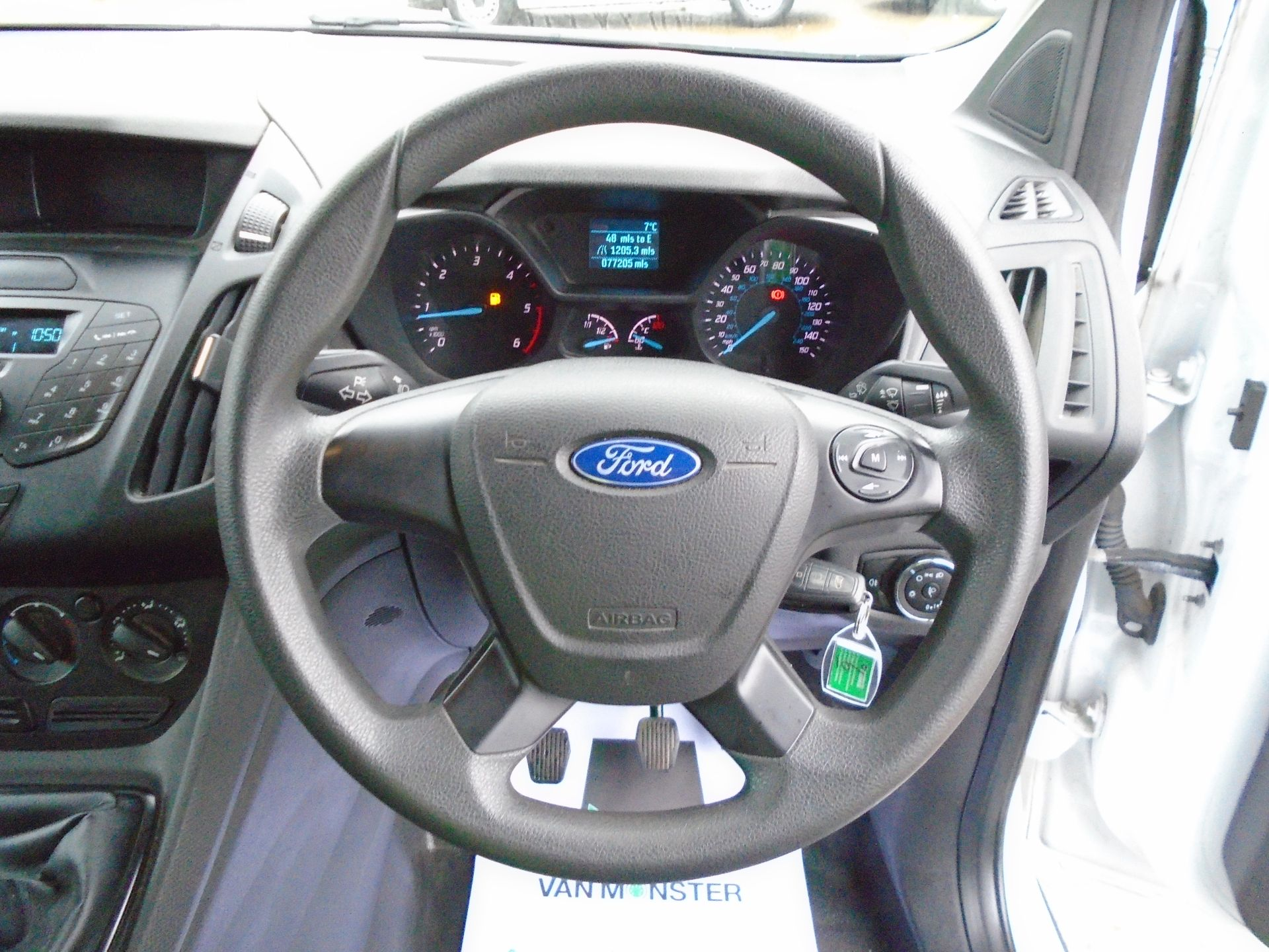 2016 Ford Transit Connect 1.5 Tdci 75Ps Van EURO 6 (WP66WRG) Image 19
