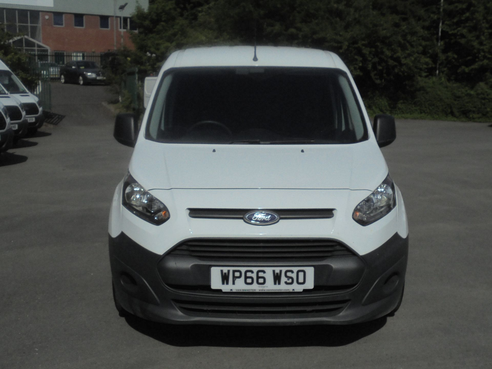 2016 Ford Transit Connect 1.5 Tdci 75Ps Van (WP66WSO) Image 2
