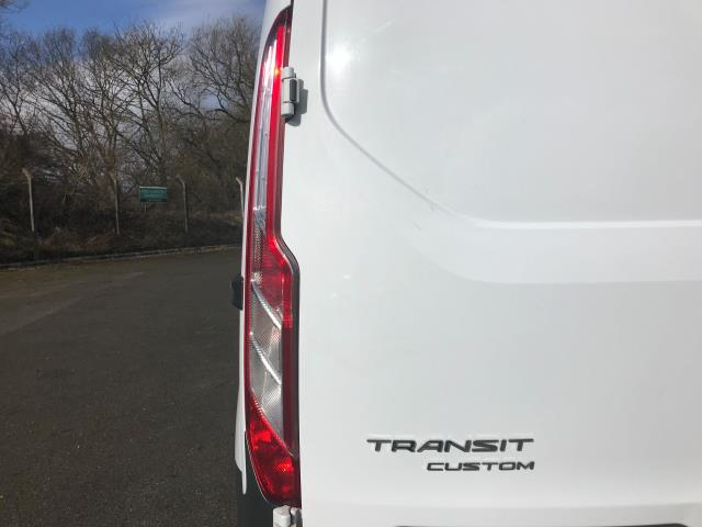 2018 Ford Transit Custom  290 L1 DIESEL FWD 2.0 TDCI 105PS LOW ROOF VAN EURO 6 (WP67ZCL) Image 15