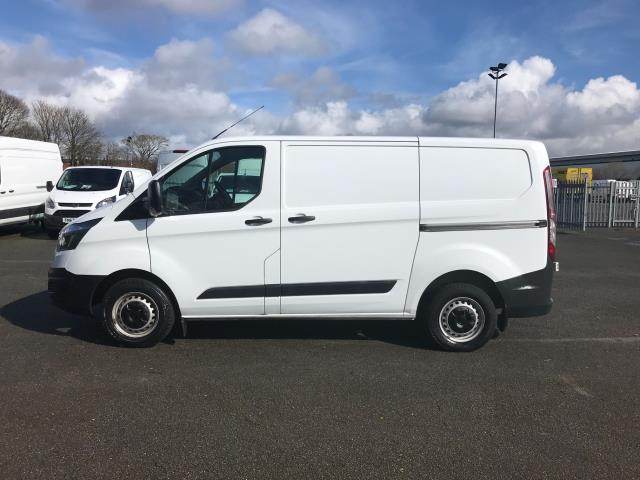 2018 Ford Transit Custom  290 L1 DIESEL FWD 2.0 TDCI 105PS LOW ROOF VAN EURO 6 (WP67ZCL) Image 4