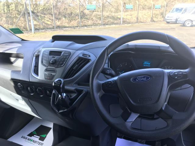 2018 Ford Transit Custom  290 L1 DIESEL FWD 2.0 TDCI 105PS LOW ROOF VAN EURO 6 (WP67ZCL) Image 18