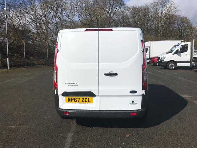 2018 Ford Transit Custom  290 L1 DIESEL FWD 2.0 TDCI 105PS LOW ROOF VAN EURO 6 (WP67ZCL) Image 7