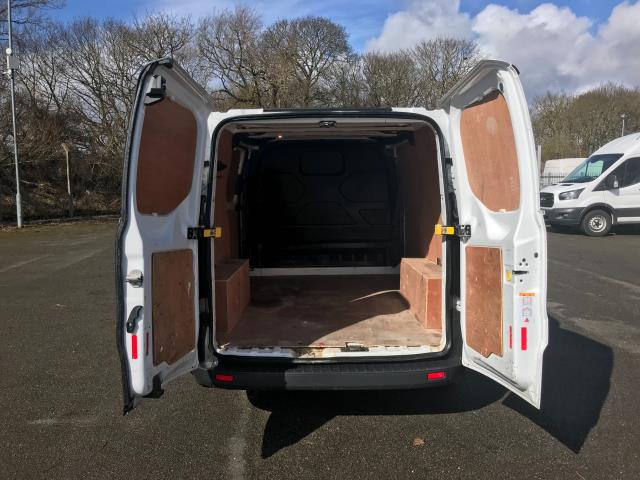 2018 Ford Transit Custom  290 L1 DIESEL FWD 2.0 TDCI 105PS LOW ROOF VAN EURO 6 (WP67ZCL) Image 8
