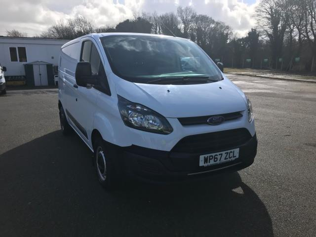2018 Ford Transit Custom  290 L1 DIESEL FWD 2.0 TDCI 105PS LOW ROOF VAN EURO 6 (WP67ZCL)