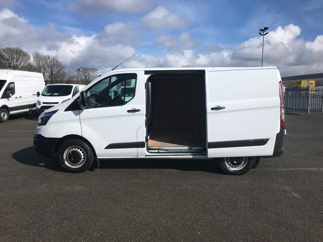 2018 Ford Transit Custom  290 L1 DIESEL FWD 2.0 TDCI 105PS LOW ROOF VAN EURO 6 (WP67ZCL) Image 5