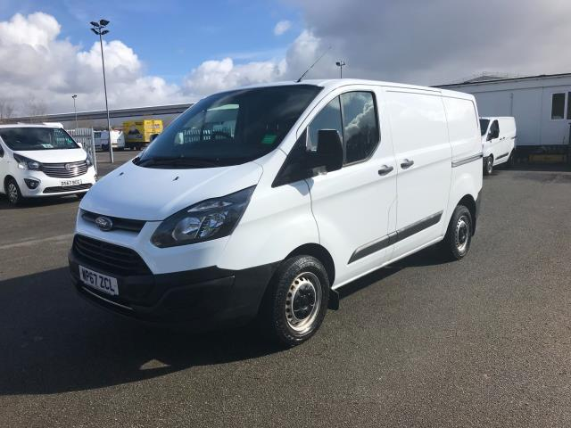 2018 Ford Transit Custom  290 L1 DIESEL FWD 2.0 TDCI 105PS LOW ROOF VAN EURO 6 (WP67ZCL) Image 3