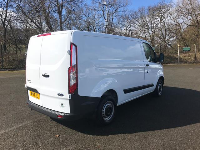 2018 Ford Transit Custom  290 L1 DIESEL FWD 2.0 TDCI 105PS LOW ROOF VAN EURO 6 (WP67ZCL) Image 9