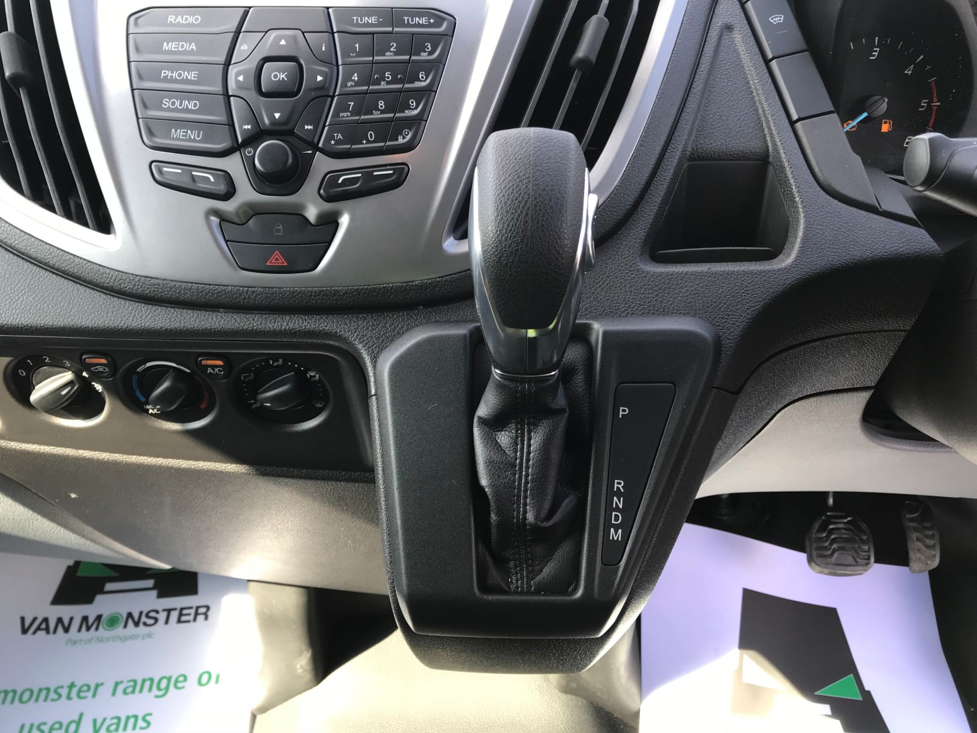 2018 Ford Transit 2.0 TDCi 130ps H2 D/Cab Trend Van Auto (WP68WHL) Image 5