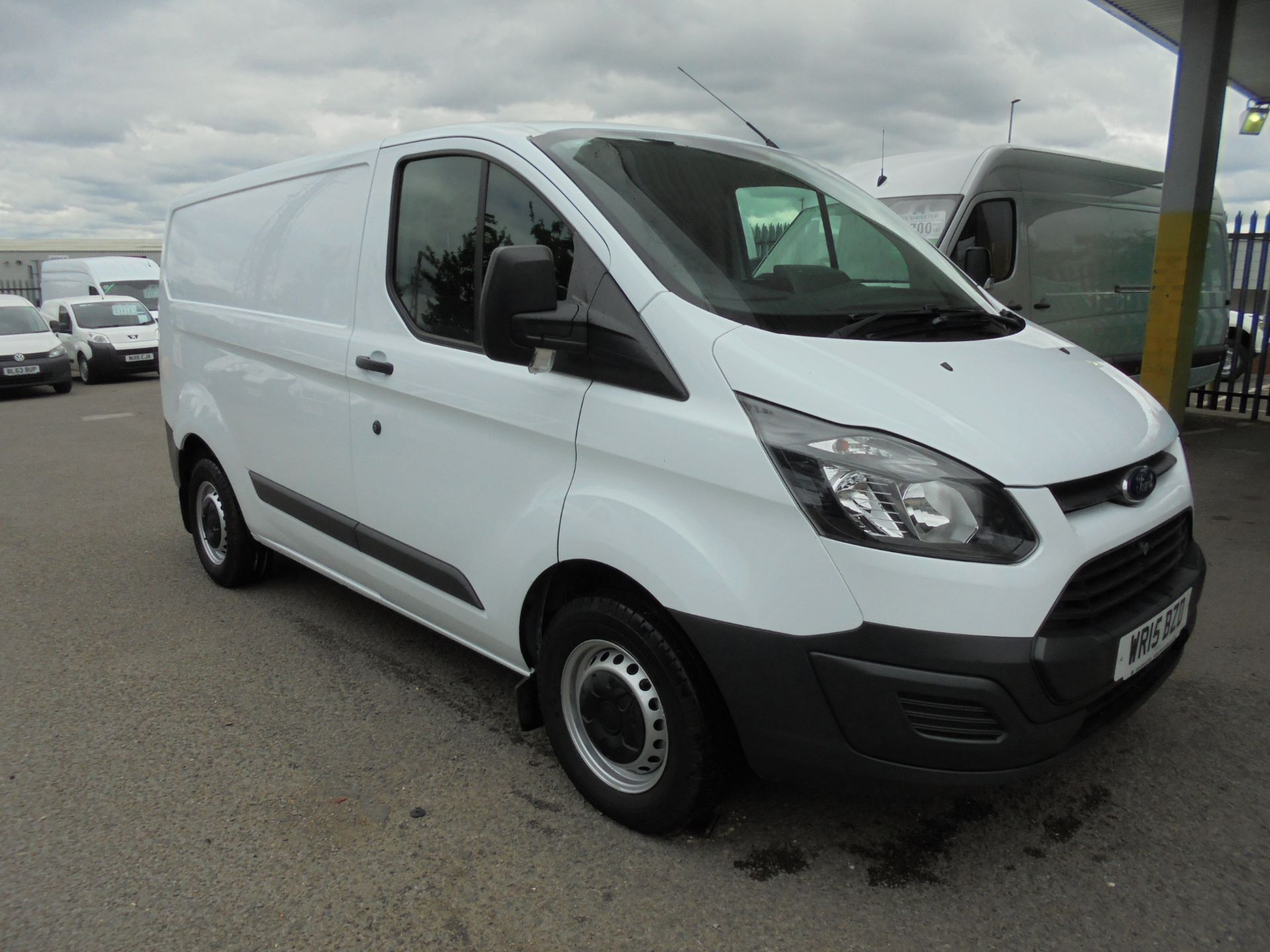 Wybitny Ford Transit Custom Vans for Sale | Van Monster ZD38