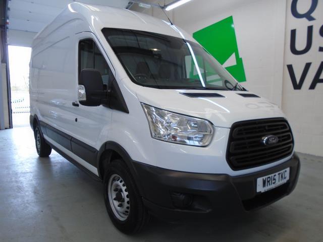 2015 Ford Transit 2.2 Tdci 125Ps H3 Van (WR15TKC)