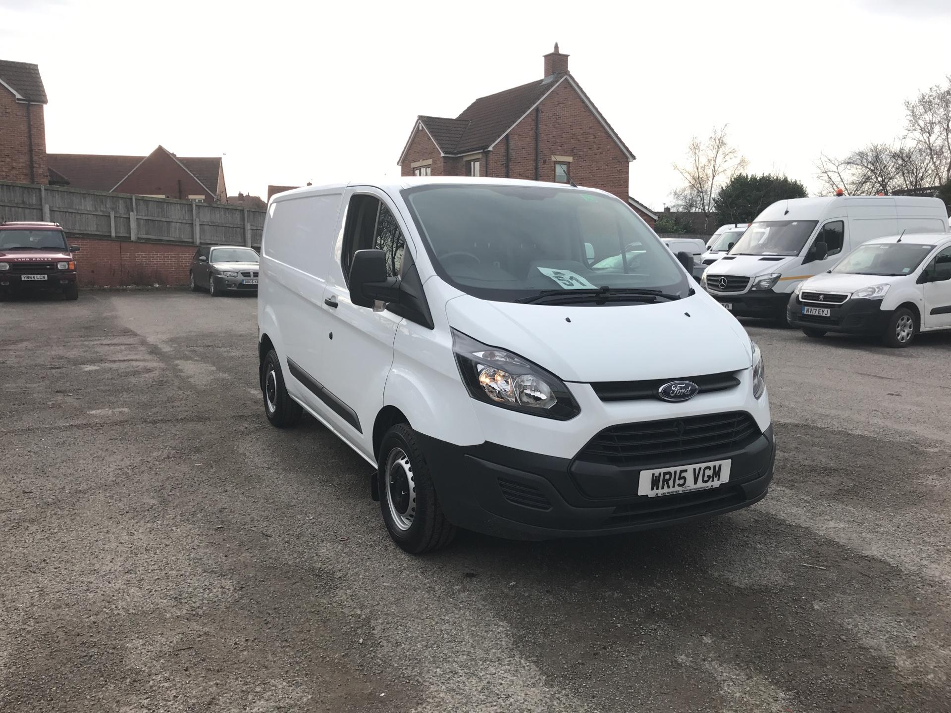 2015 Ford Transit Custom 290 L1 DIESEL FWD 2.2  TDCI 100PS LOW ROOF VAN EURO 5 (WR15VGM)