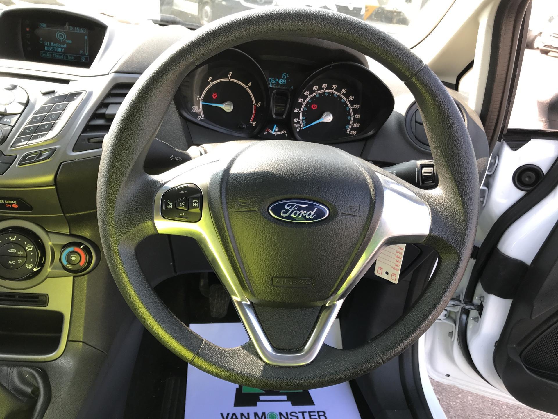 2015 Ford Fiesta   DIESEL 1.5 TDCI VAN EURO 5 (WR15ZCJ) Image 12