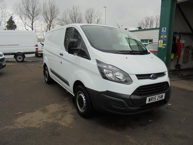 2015 Ford Transit Custom 290 L1 DIESEL FWD 2.2  TDCI 100PS LOW ROOF VAN EURO 5 (WR15ZHW)