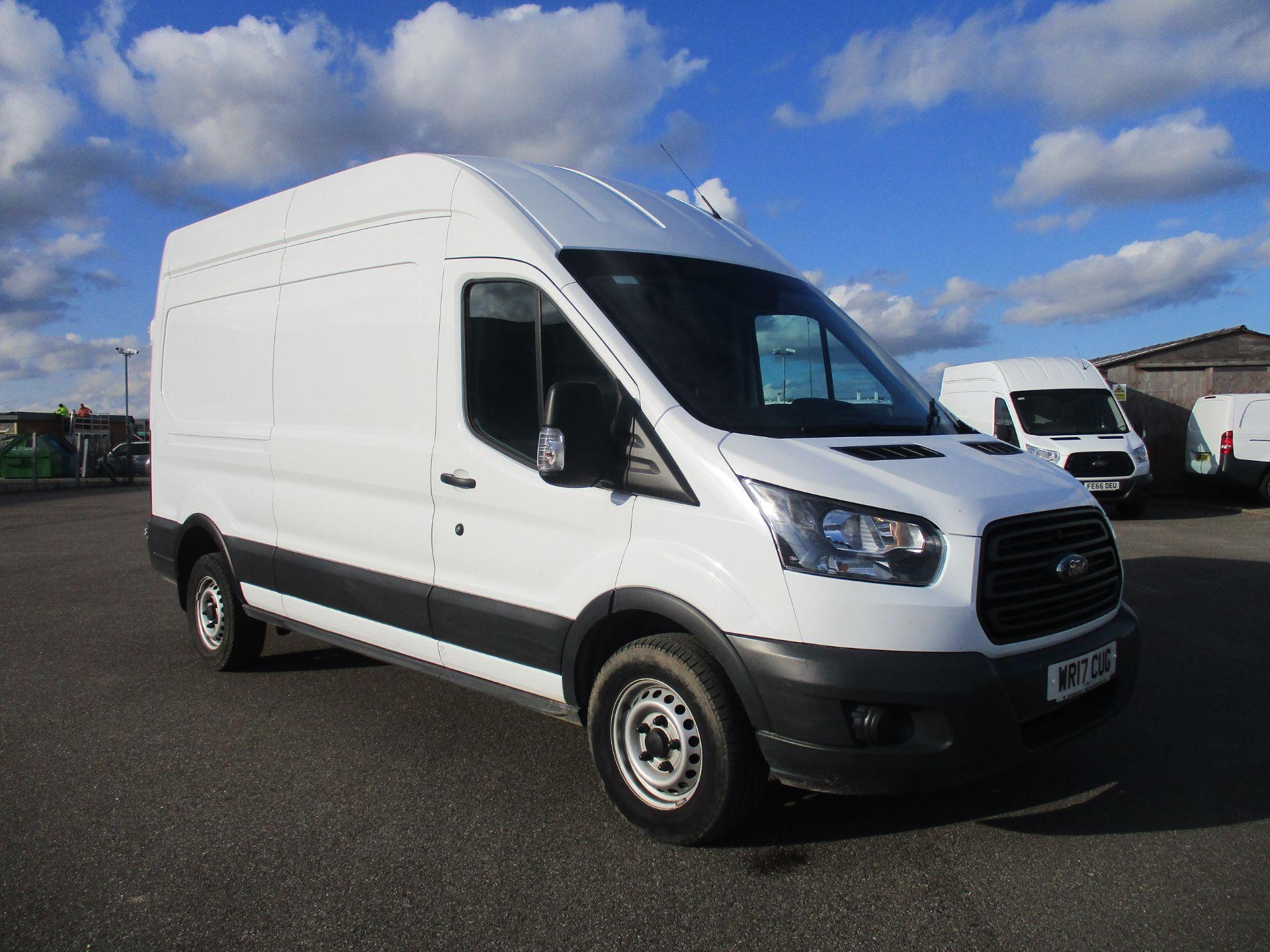 2017 Ford Transit L3 H3 VAN 130PS EURO 6 (WR17CUG)