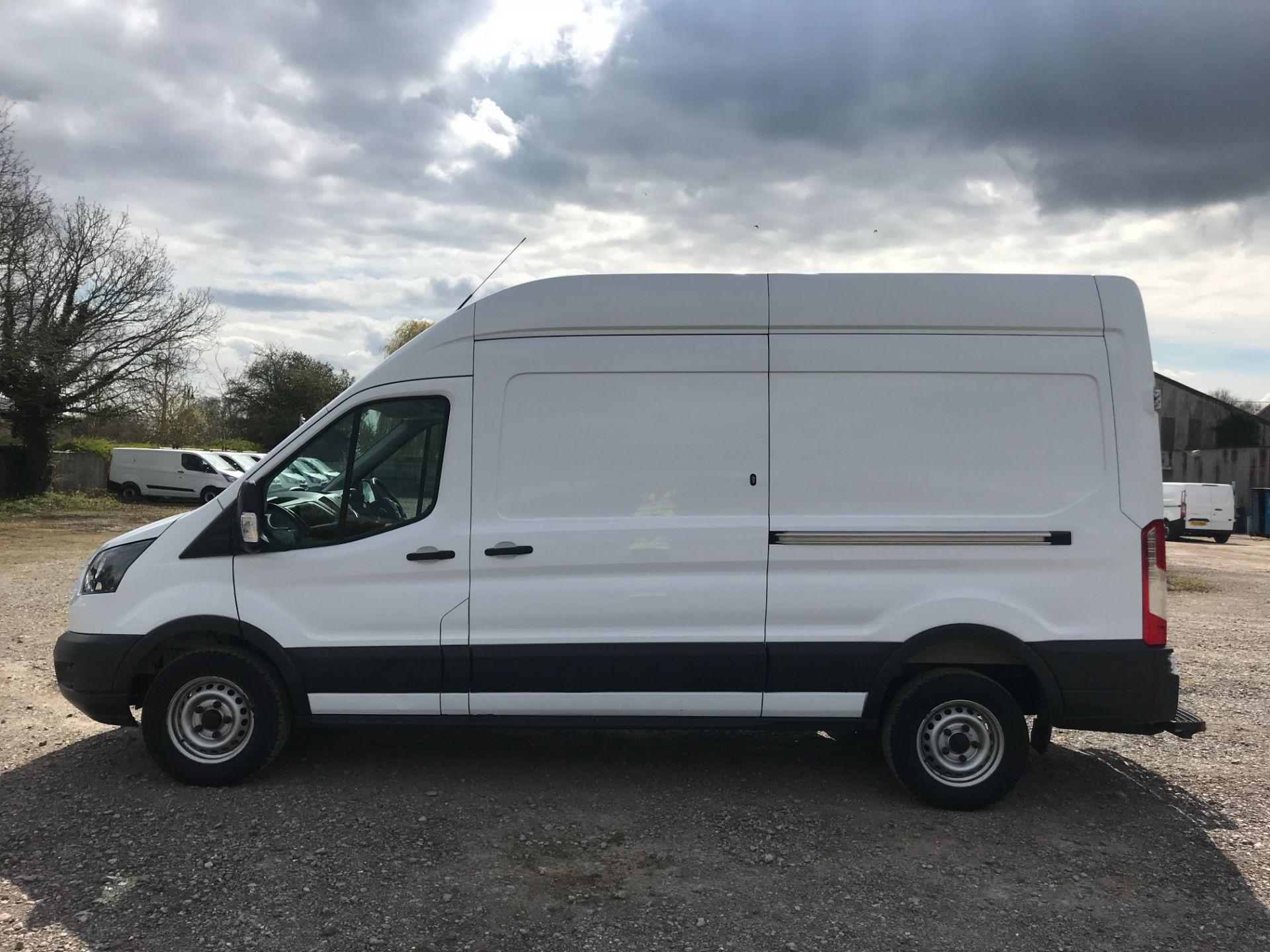 2017 Ford Transit L3 H3 VAN 130PS EURO 6 (WR17CVA) Image 8