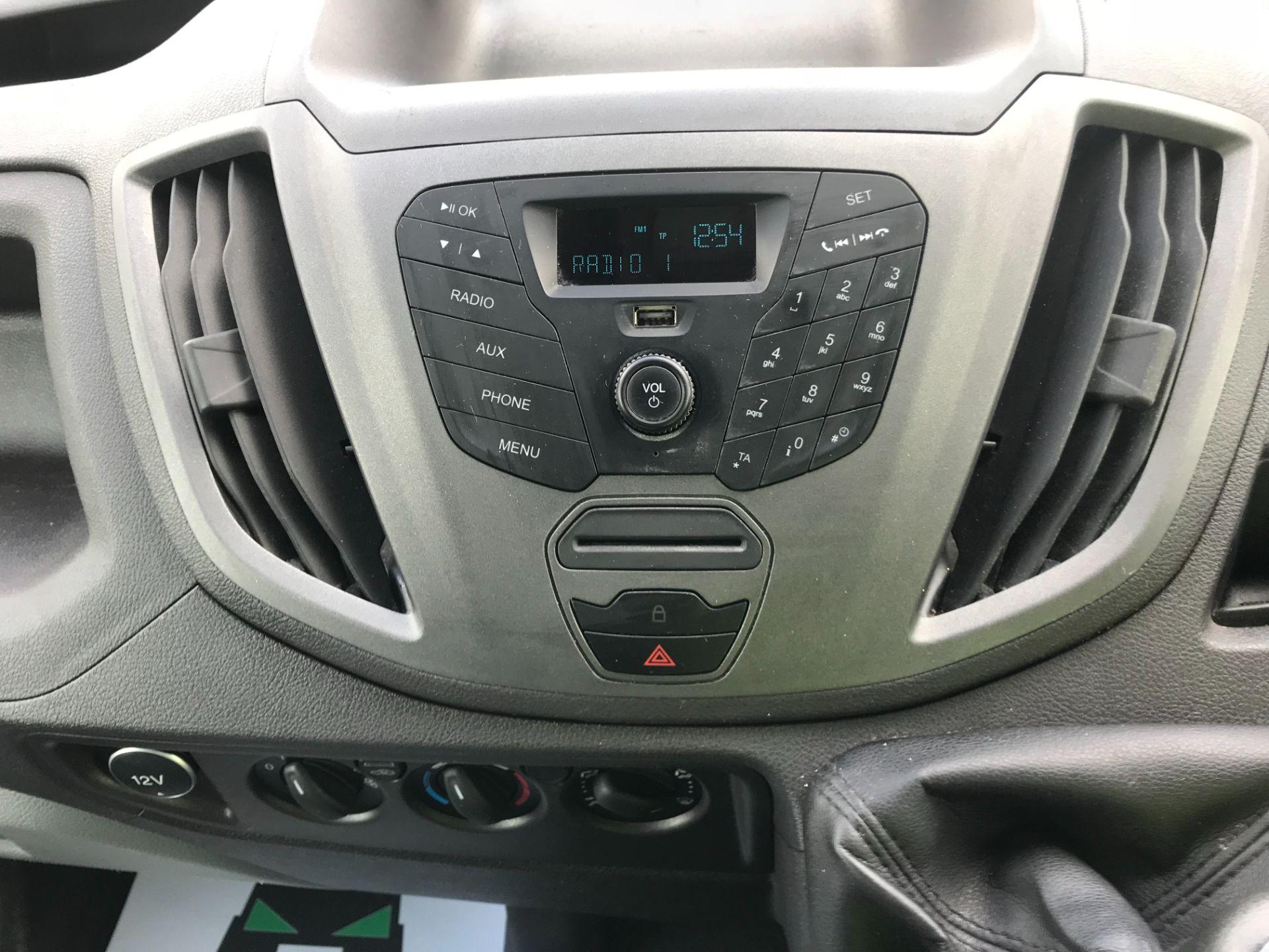 2017 Ford Transit L3 H3 VAN 130PS EURO 6 (WR17CVA) Image 42