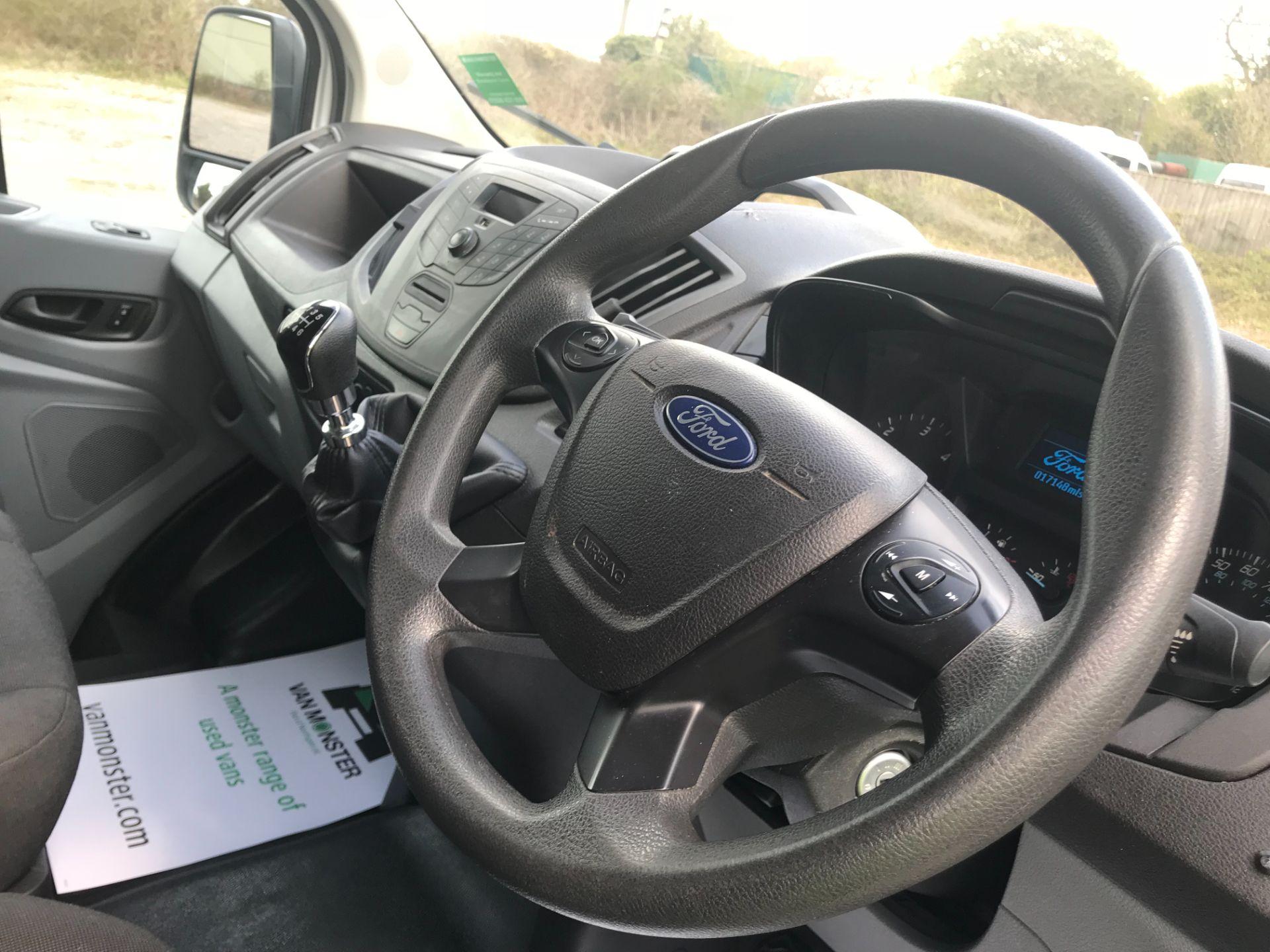 2017 Ford Transit L3 H3 VAN 130PS EURO 6 (WR17CVA) Image 38