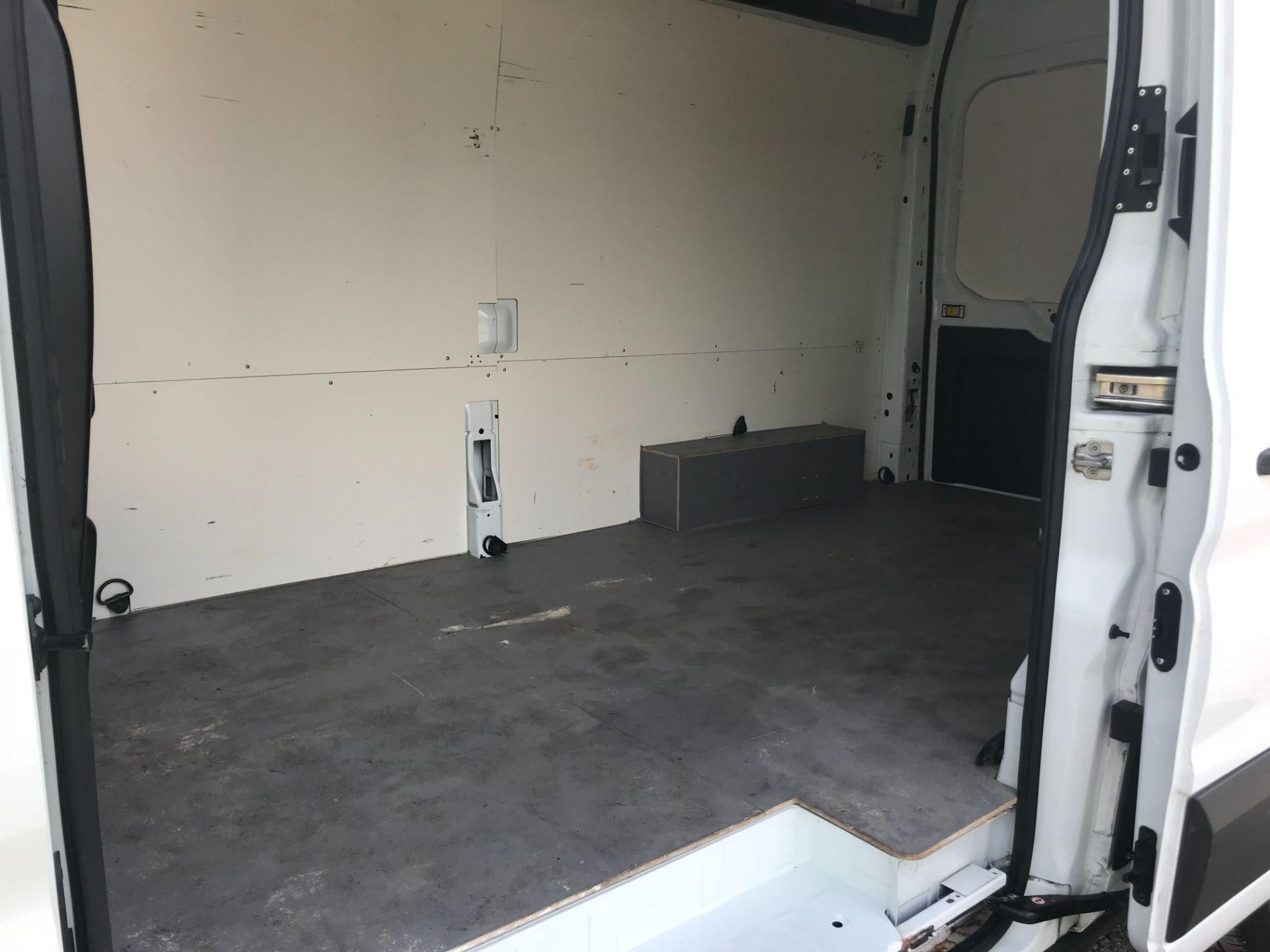 2017 Ford Transit L3 H3 VAN 130PS EURO 6 (WR17CVA) Image 10