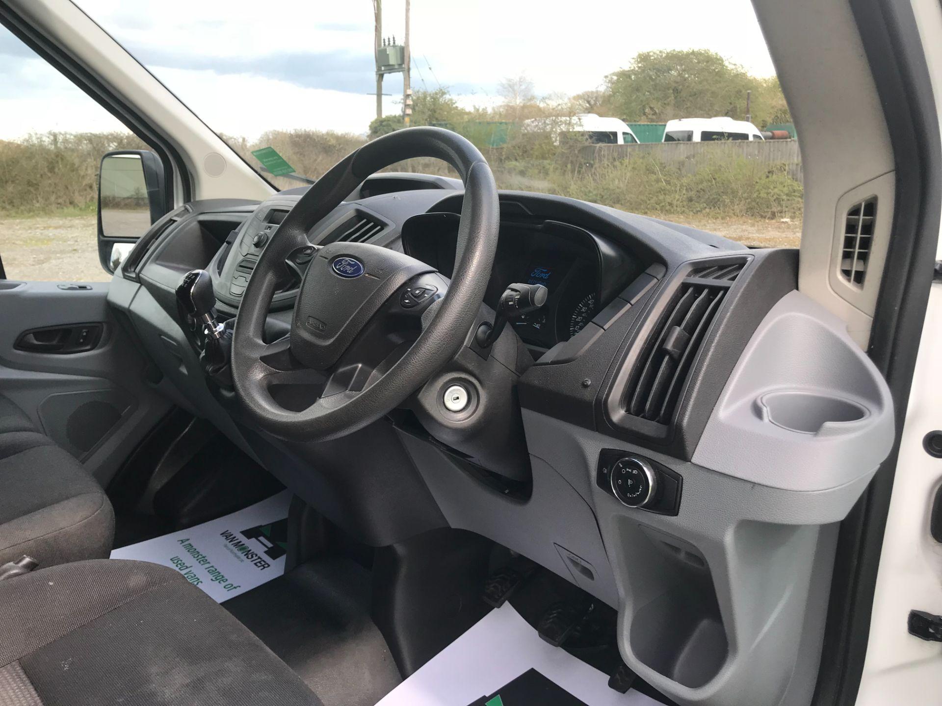 2017 Ford Transit L3 H3 VAN 130PS EURO 6 (WR17CVA) Image 35