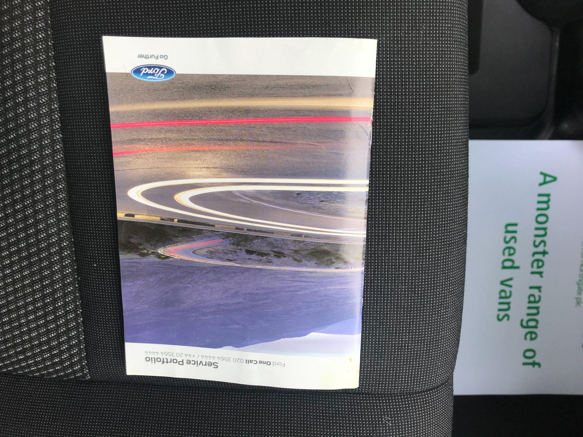 2017 Ford Transit L3 H3 VAN 130PS EURO 6 (WR17CVA) Image 67