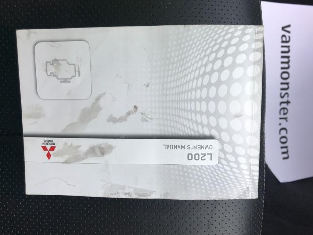2017 Mitsubishi L200 Double Cab Di-D 178 Warrior 4Wd Auto EURO 6 (WR17SNK) Image 57