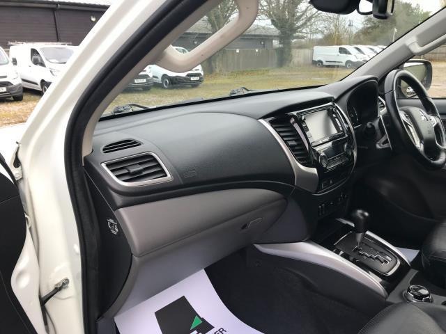 2017 Mitsubishi L200 Double Cab Di-D 178 Warrior 4Wd Auto EURO 6 (WR17SNK) Image 20