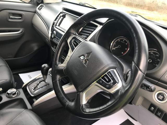 2017 Mitsubishi L200 Double Cab Di-D 178 Warrior 4Wd Auto EURO 6 (WR17SNK) Image 29